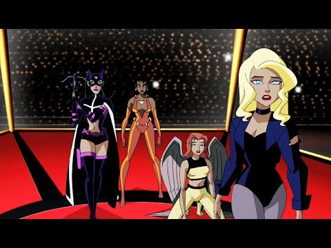 Justice League Girls vs Wonder Woman | Justice League Unlimited - UC-GAhNmY6bkuuRPUSaRI_oQ