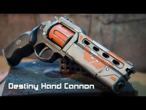 Prop: Shop - Destiny Hand Cannon Foam Prop - UC27YZdcPTZM24PgjztxanEQ