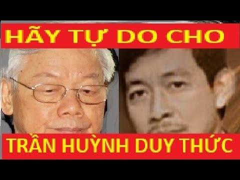 ĐCSVN sắp đầu hàng và trả tự do cho Trần Huỳnh Duy Thức