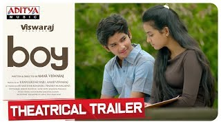 Video Trailer Boy