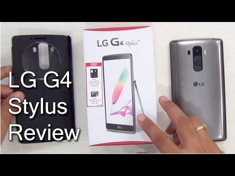 LG's 5 7-inch G Stylo features a stylus and QuickMemo+ app