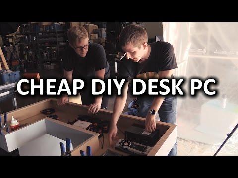 Ultimate DIY Desk PC - Desk Construction - UCXuqSBlHAE6Xw-yeJA0Tunw