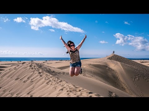 Gran Canaria - TRAVEL FILM (2019)