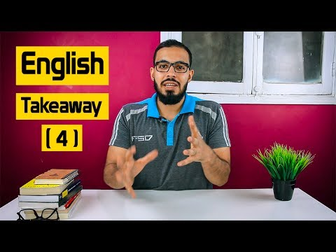 الحلقه ( 4 ) English Takeaway