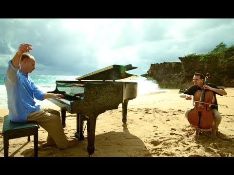 Over the Rainbow/Simple Gifts (Piano/Cello Cover) - The Piano Guys - UCmKurapML4BF9Bjtj4RbvXw