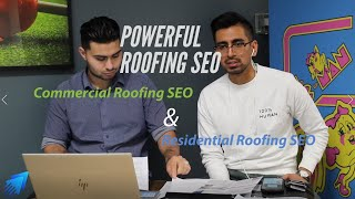 The Most Powerful Roofing SEO Strategy by HeadStart Digital Marketing Agency
