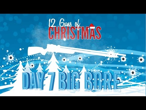 12 Guns of Christmas - Day 7: BiG Bore