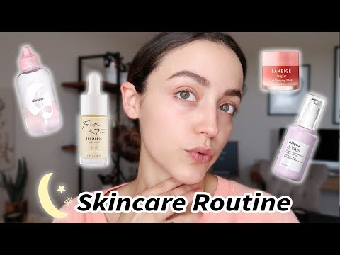 HOW I KEEP MY SKIN CLEAR/ SMOOTH + My Fav Products (for night time) - UC8v4vz_n2rys6Yxpj8LuOBA