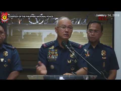 Fired Bacolod police chief not in drug watch list