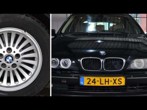 BMW 5 Serie Touring 530D EDITION Airco ECC Navi PDC Licht metaal Inruil mogelijk