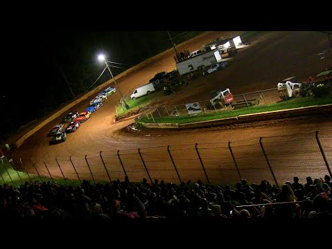Modified Street @ Toccoa Raceway August 8th 2020 - dirt track racing video image