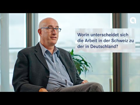 Karriere als Leitender Arzt im Kantonsspital Schaffhausen in der Schweiz