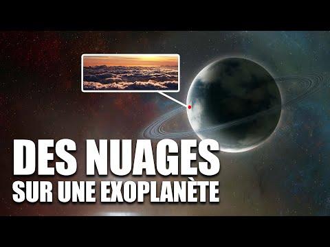 D'ÉTRANGES NUAGES DÉCOUVERTS sur une EXOPLANÈTE ! #DNDE217 #4k