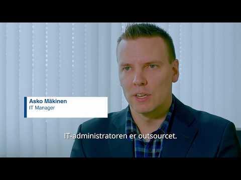 Finske Akaa Kommune effektiviserer arbeidsflyten