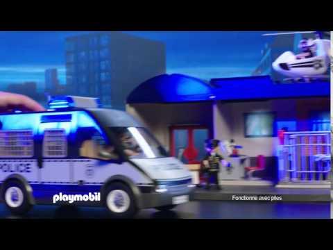 PLAYMOBIL – LES POLICERS (Français)