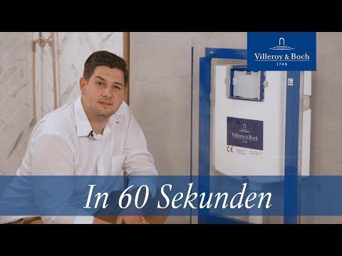 In 60 Sekunden: ViConnect | Villeroy & Boch