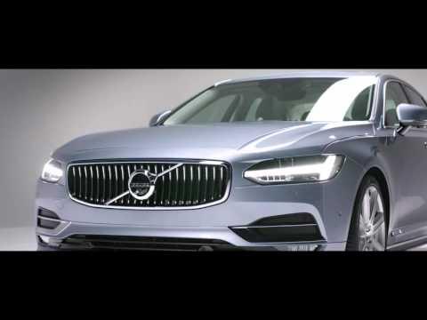 Det är insidan som räknas. Nya Volvo S90. Made By Sweden. Del 3