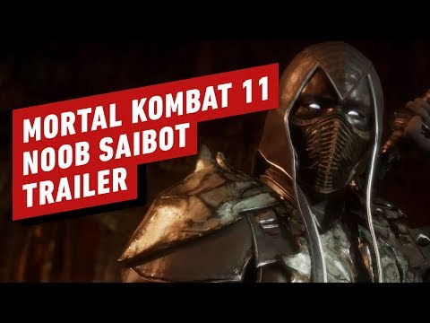 Mortal Kombat 11 – Noob Saibot Official Reveal Trailer - UCKy1dAqELo0zrOtPkf0eTMw