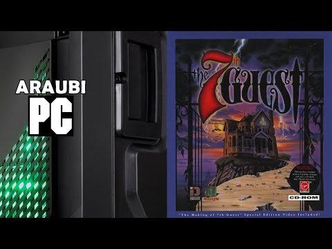 The 7th Guest (Trilobyte, 1993) PC [009] Walkthrough Comentado