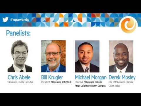 2016 Nonprofit Excellence Awards - Panel Discussion - BizTimes Media