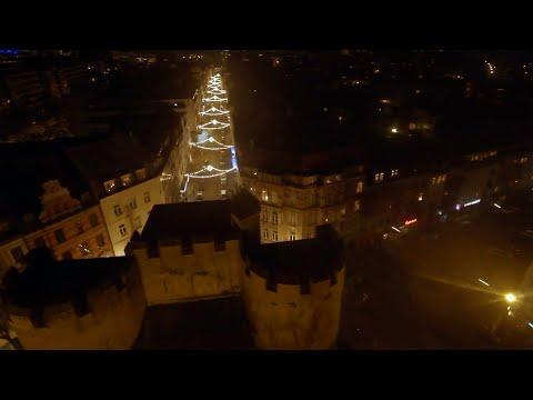 Weihnachtsbeleuchtung Eigelstein 2017