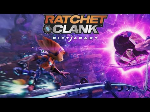 PS5: Ratchet & Clank Rift Apart: first hour gameplay!