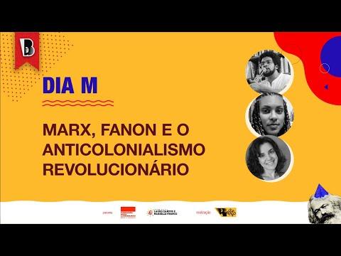 DIA M 2021 | Marx, Fanon e o anticolonialismo revolucionário
