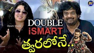 Puri Jagannadh Speech at Ismart Shankar Success Celebrations | Ispark Media
