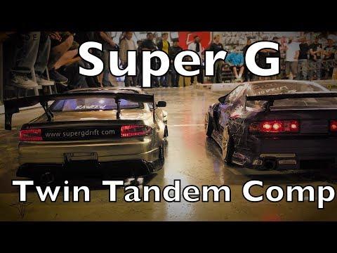 Super G Twin Tandem 5yr Anniversary Event RWD Drift - UCTa02ZJeR5PwNZK5Ls3EQGQ