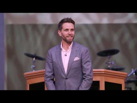 Charis Bible College - Chapel - Guest Speaker PT. 1 - Jeremy Pearsons - March 8, 2019
