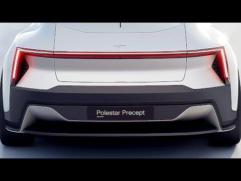 Polestar Precept ? Coupe 4-door concept (Geneva Car Show 2020)