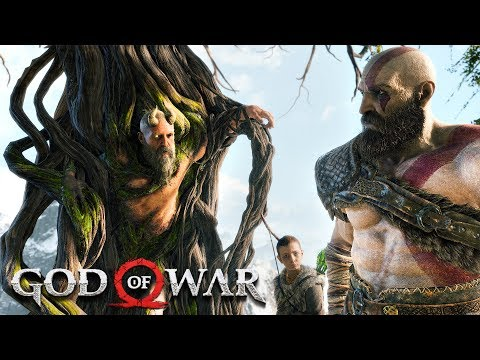 God Of War Ps4 Walkthrough Part 1 God Of War Ps4