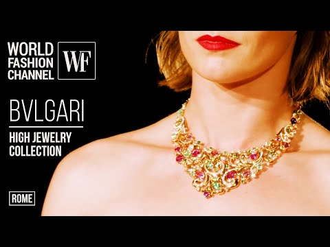 Bvlgari — High jewelry collection presentation | Rome