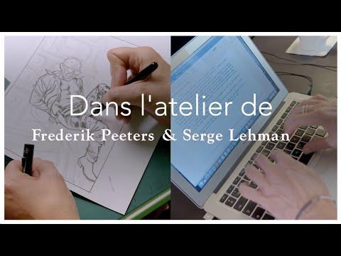 Vidéo de Frederik Peeters