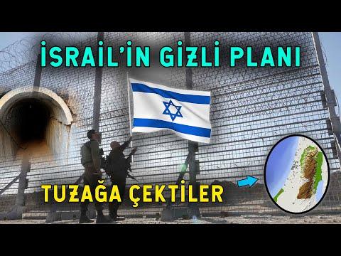 İsrail'in Gizli Planı! TUZAĞA ÇEKTİLER!