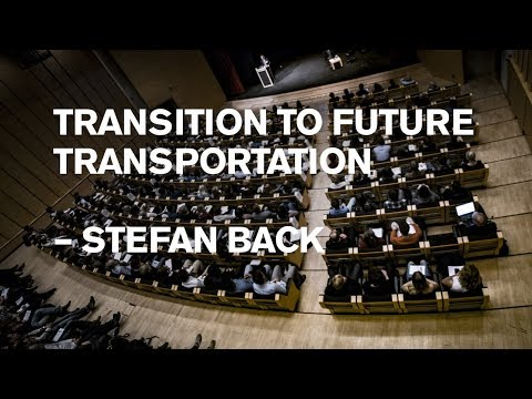 Stefan Back: EU transport policy – what to expect in the future?