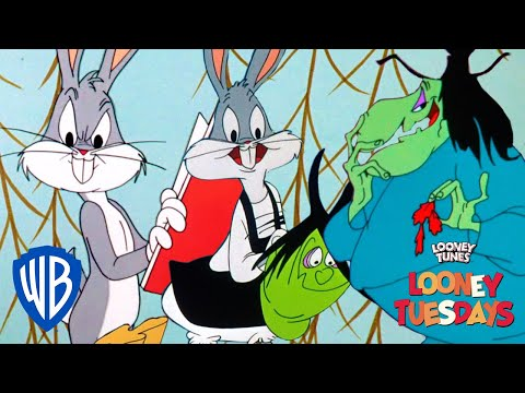 Looney Tuesdays   Trick or Treats, But Just Tricks   Looney Tunes   WB Kids
