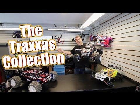 Traxxas Traxxas Traxxas! - The RC Driver TRX Collection (2018) Rundown | RC Driver