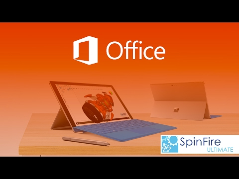 Microsoft Office Integration - Actify SpinFire Ultimate