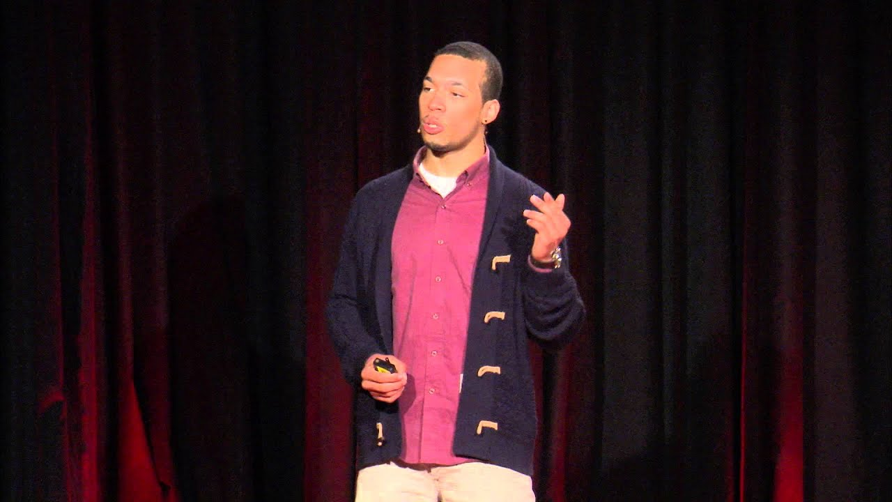 The power of chaos | Daquan J. Oliver | TEDxYouth@BeaconStreet