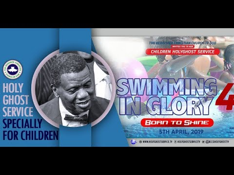 RCCG APRIL 2019 SPECIAL HOLYGHOST SERVICE - SWIMMING IN GLORY 4