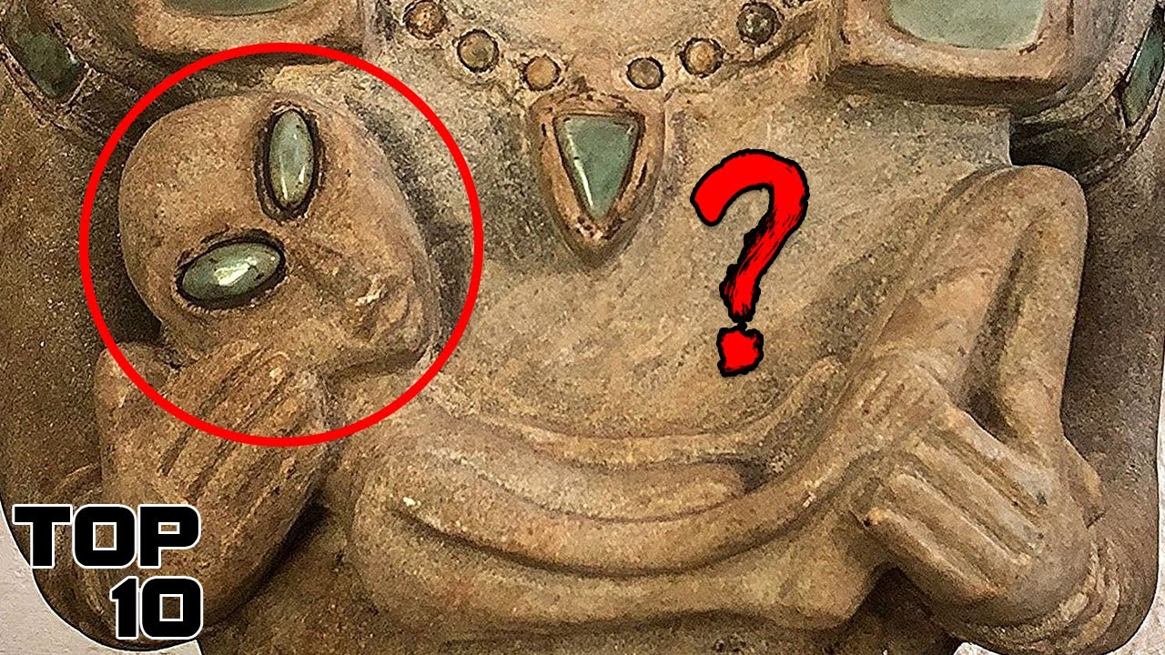 Top 10 Mysterious Artifacts That Will Make You Question Reality