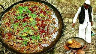 Mutton Kaleji Masala # Mutton Curry # Village Foods In India # Indian Food Recipes