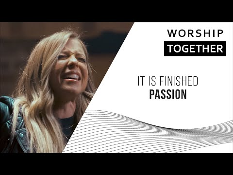It Is Finished // Passion // New Song Cafe