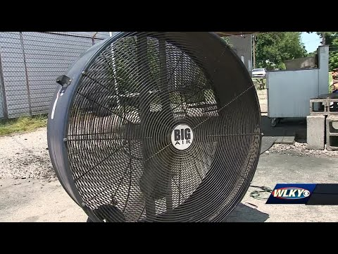 Heat indices soar above 100 degrees, excessive heat warning in effect