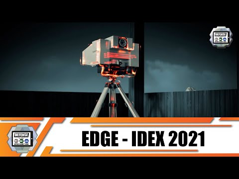 Sign4l EDGE IDEX 2021 NavControl-G GPS spoofing UAVs V-Protect jamming system electronic warfare