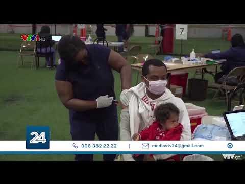Doanh nghiệp Mỹ thúc giục người lao động tiêm vắc-xin ngừa COVID-19| VTV24