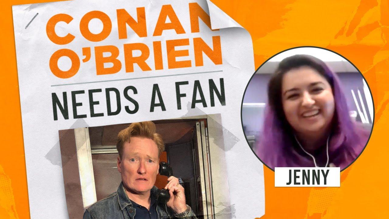 "Conan Wants A Star-Studded 19th Century American History Museum – ""Conan O'Brien Needs A Fan"""
