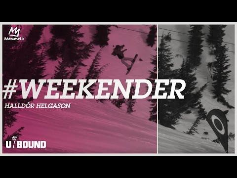 #Weekender - Halldór Helgason