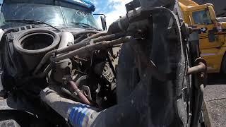 Engine Detroit S-60 DDEC V EGR 14L, 515 HP, Good Runner Stock #1A1E50595